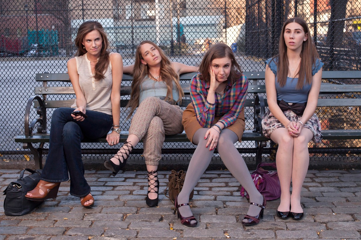 hbo s girls is the best new tv show of 2012