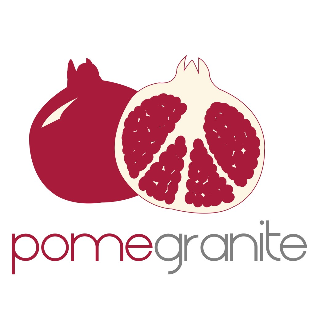 Pomegranite Online Presence Consultancy pomegranite logo jpeg