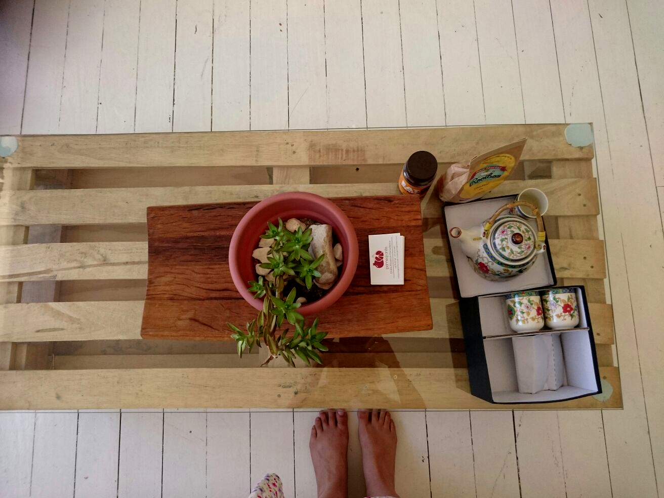 Pomegranite Online Presence Consultancy blog Coffee Table